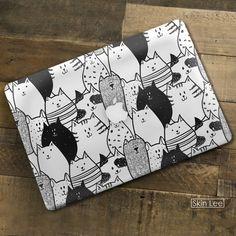 CATS Macbook Air Sticker Macbook Air Decal Macbook Air by SkinLee