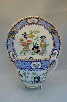 Beautiful tea cup and saucer c