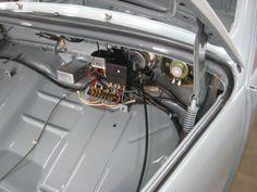 diagram for instrument gauge and lights | Beetle, Vw parts ...