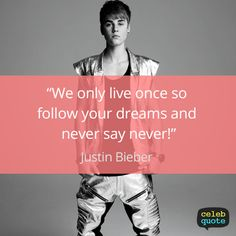 Justin Bieber Quote love him he is my idol/everything Justin Bieber Quotes, Justin Bieber Facts, I Love Justin Bieber, I Love Him, Love You, My Love, Dream Quotes, Life Quotes, Birthday Quotes Funny For Him