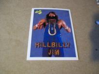 1990 card / Hillbilly Jim #92