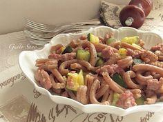 Ricetta: Pasta di Farro con Zucchine e Salsiccia