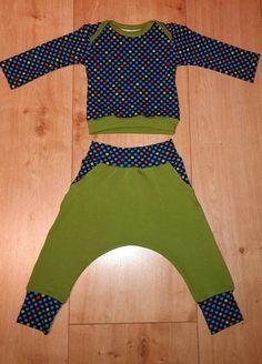 Das Outfit für Jungs :) Morgenstern + Broekje (genäht von Wencke)