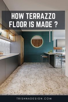 In Mumbai 20 years back builders used to give the residential flat terrazzo flooring but now it is replaced with ceramic tiles because of the high cost. But then too if not refurbished you will see the terrazzo flooring in your friend's house or older buildings. #trishnadesign #interiors #interiorstyling #designer #styles #decoration #styling #interiorstyle #trishna #interiordesign #terrazzo #terrazzoflooring Interior Styling, Interior Design, Terrazzo Flooring, False Ceiling Design, Types Of Flooring, Space Saving Furniture, Old Building, Tile Floor, Tiles