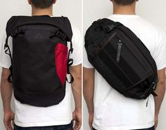 LOOP MAGAZINE x Resistant x Crank x Ride Bag x Blue Lug – Bag Collection