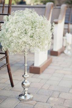 #Wedding, floor #arrangement