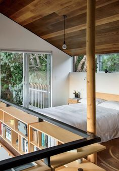 Seaside Home Uses Japanese Design to Foster Grandiose Space from 538 Square Feet - My Modern Met