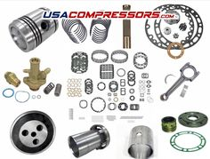 Refrigeration And Air Conditioning, Cylinder Liner, Oil Pressure, Piston Ring, Control Valves, Oil Filter, It Cast, Kit