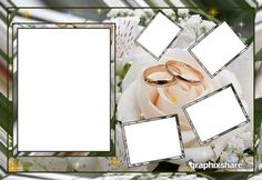 Wedding Frames for Photo Graphics Wedding Frames, Polaroid Film, Graphics, Frame, Wedding Picture Frames, Graphic Design, Charts, Wedding Photo Frames