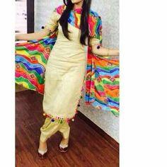 63e32a152a34f4122e5051836a5ed65e.jpg 480×480 pixels Punjabi Dress, Patiala, Indian Outfits, Casual Wear, Two Piece Skirt Set, Two Pieces, Indian Clothes, Casual Clothes, Casual Outfits