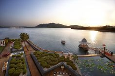 Resorts internacionales: Leela Palace Udaipur (India)