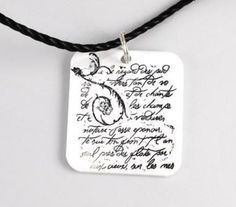 Shrinky Dink Jewelry (you can stamp, draw, or print to make your own designs)