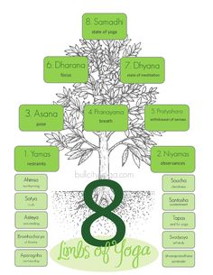 the 8 limbs of yoga in sanskrit  google search  yoga