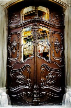 secouer la porte - Prague