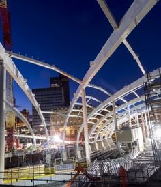 Barnshaws deliver curve appeal to Manchester Victoria station