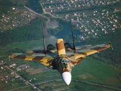 SUKHOI-37 TERMINATOR  -- Beautiful Beasts Aflight : The Best Modern Fighter Planes of 2011