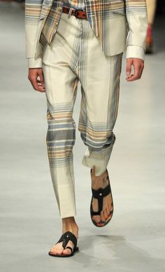 Vivienne Westwood Men's Spring 2014 #trousers