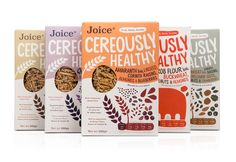 Joice Cereously Healthy on Packaging of the World - Creative Package Design Gallery
