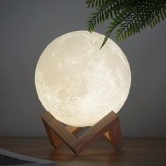 moon light for a better sleep – vally shop deal Amazon Home Decor, Affordable Home Decor, Unique Home Decor, Usb, Enchanted, Moon Light Lamp, Batterie Rechargeable, Amazon Prime Day, Home Gifts