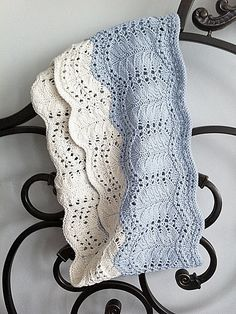 Ravelry: Iris - fern lace loop scarf - purchase pattern by Vicky Chan (Sublime Baby Cashmere Merino Silk DK)