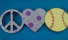 Peace, Love, Softball