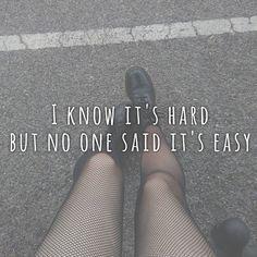 "Eden gravity lyrics ""I know it's hard but no one said it's easy"" gravity lyrics by the Eden project"