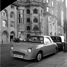 Nissan Figaro - I really miss my figgy