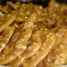 CREAMY NEW ORLEANS PRALINES - My Grandma used to make these at Christmas