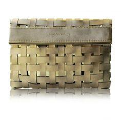 golden woven cluth