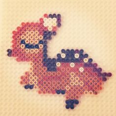 Fawn hama perler beads by carol_and_co