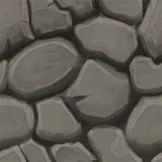 Hand Painted Texturing - Polycount Forum