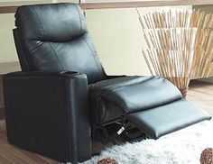 Showtime 3 Home Theater Recliner 7537 Home Theater Seating Coaster