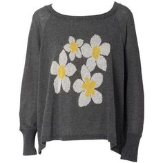 Daisey Sweater found on Polyvore
