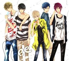 Best show ever and I don't like sport anime but THIS this good ///^^////