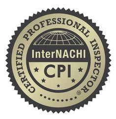 "InterNACHI awarded ""Certified Professional Inspector (CPI)"" Federal Certification Mark. - InterNACHI"