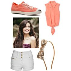 I like this, and not just because its Camila Cabello.....but that does make the outfit perfect! ;-)