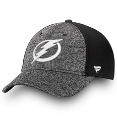 best service 76456 f5239 Men s Tampa Bay Lightning Fanatics Branded Black White 2018 Hockey Fights  Cancer Speed Flex Hat, Your Price   29.99. NHL Caps   Hats