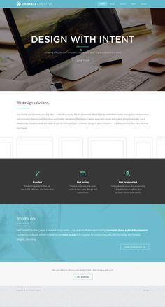 Driskell Creative - Branding, Web Design, Web Development