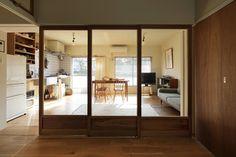 築47年の団地のよさを残す。機能美を携えたシンプルな住まい   スミカマガジン   SuMiKa
