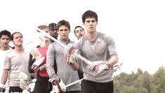 Please, watch in HD :) Teen Wolf Lacrosse, Sterek, Dylan O'brien, Favorite Tv Shows, Fangirl, Daddy, Youtube, Celebs, Celebrities