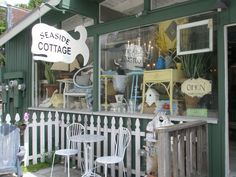 cambria cottage | Sea Baubles and Gems!: Seaside Cottage in Cambria