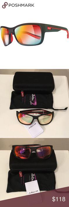 b263946cb95 JULBO Sunglasses Drift Zebra Light NWT Men Unisex JULBO Sunglasses Drift Zebra  Light men s
