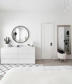 65+ Comfy Minimalist Bedroom Design Ideas #bedroomdecor #bedroomideas #bedroomdesign