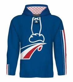 NEW 2015 France Hockey World Cup Hoodie NHL Roussel Bellemare Ouellet Da Costa