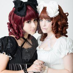 Ringlet Twins by AmaraVonNacht.deviantart.com on @DeviantArt