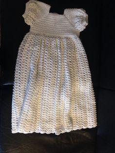 Næsten færdig kjole