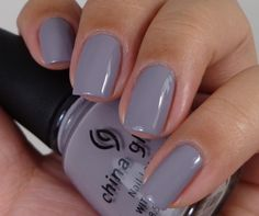 China Glaze - Who's Wearing What