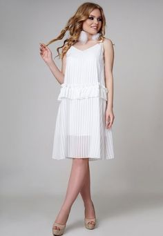 White Dress, Store, Dresses, Fashion, Gowns, Moda, White Dress Outfit, Fashion Styles, Business