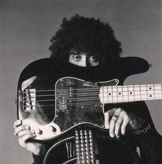 Phil Lynott, Thin Lizzy