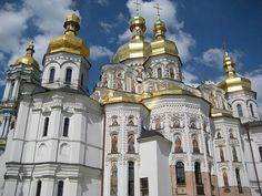 Kiev Pechersk Lavra (Caves Monastery), Ukraine